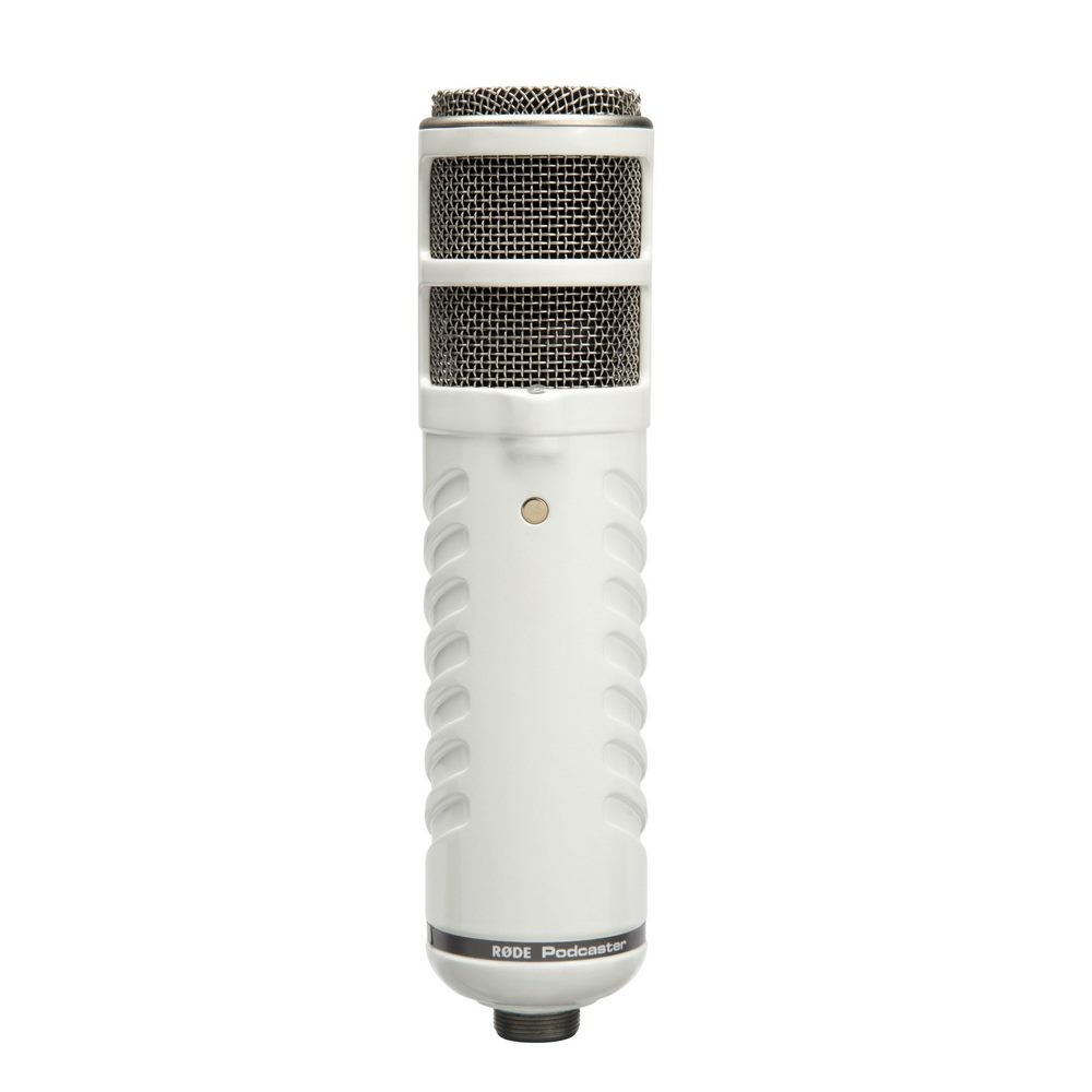 RODE PODCASTER Microphone doublage video, cardioÏde