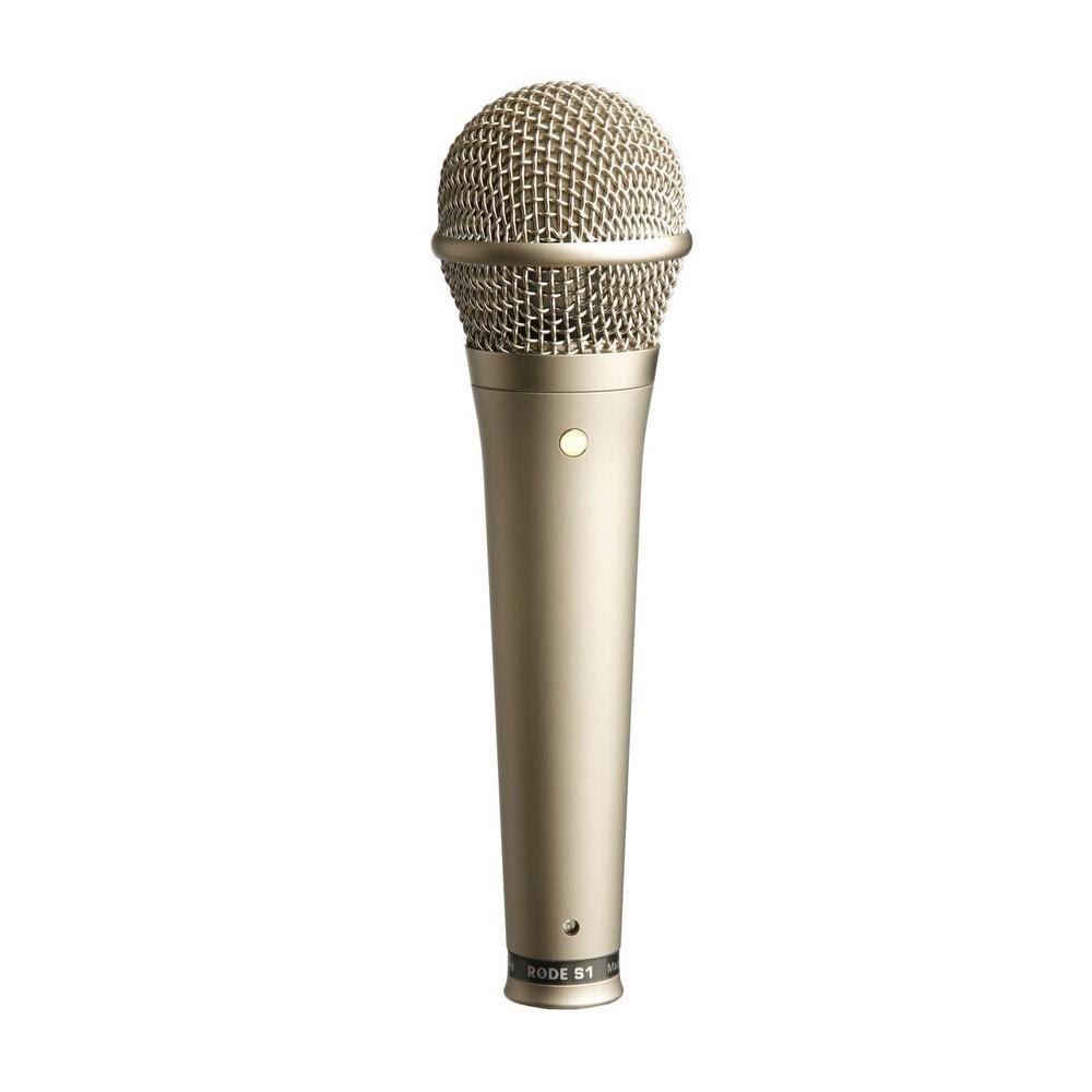 RODE S1 Microphone de scène et studio, super-cardioÏde