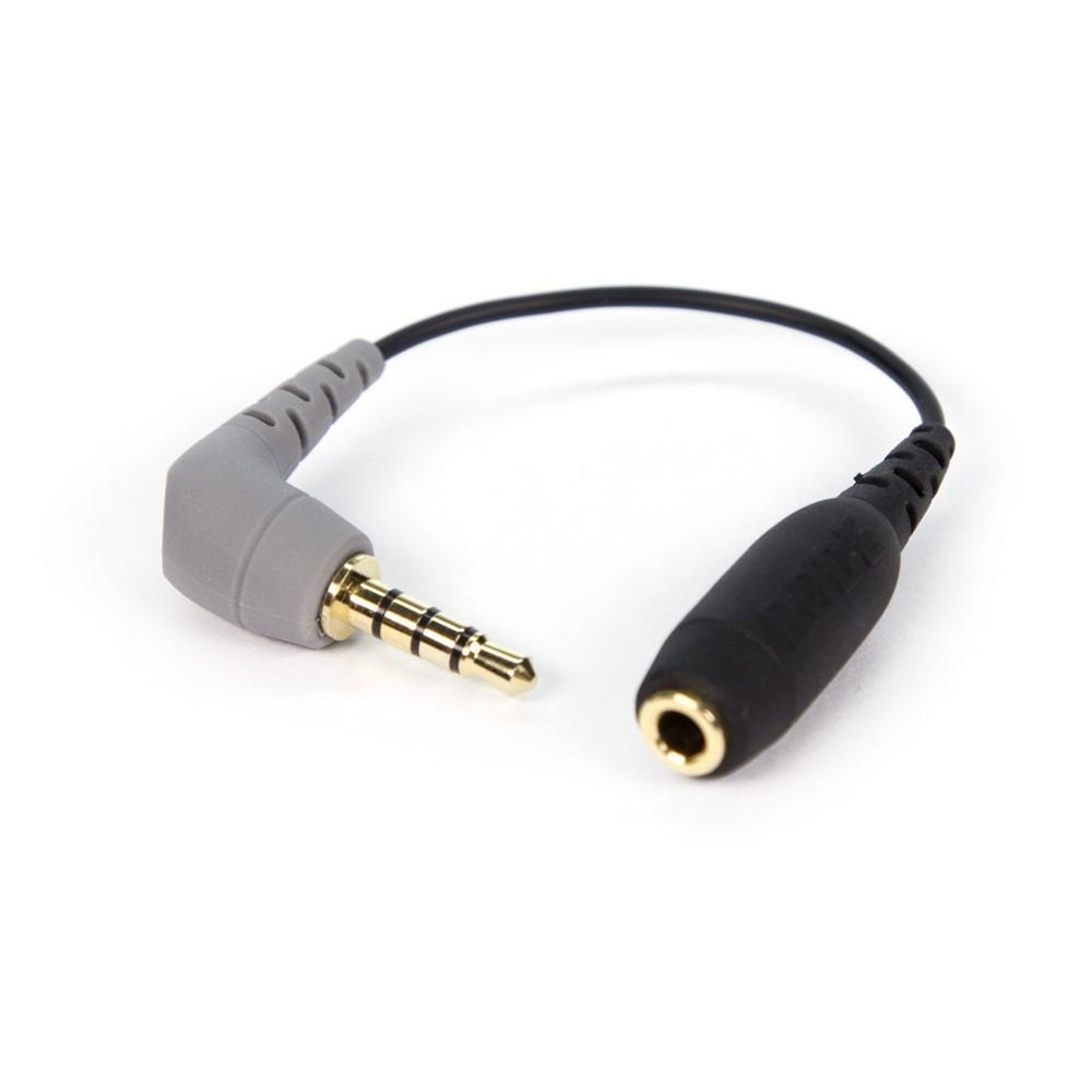 RODE SC4 Câble jack 3,5mm femelle - Prise Smartphone mâle