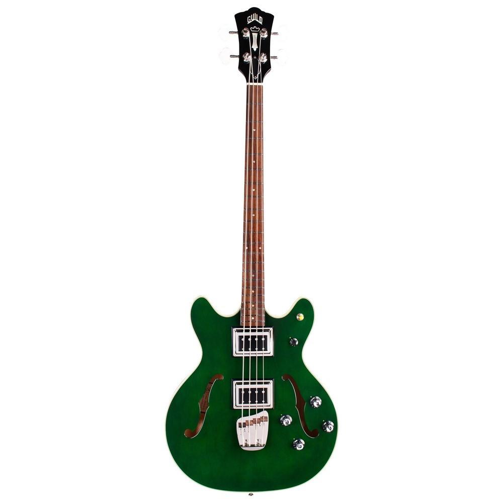 Starfire Bass II Emerald Green avec etui