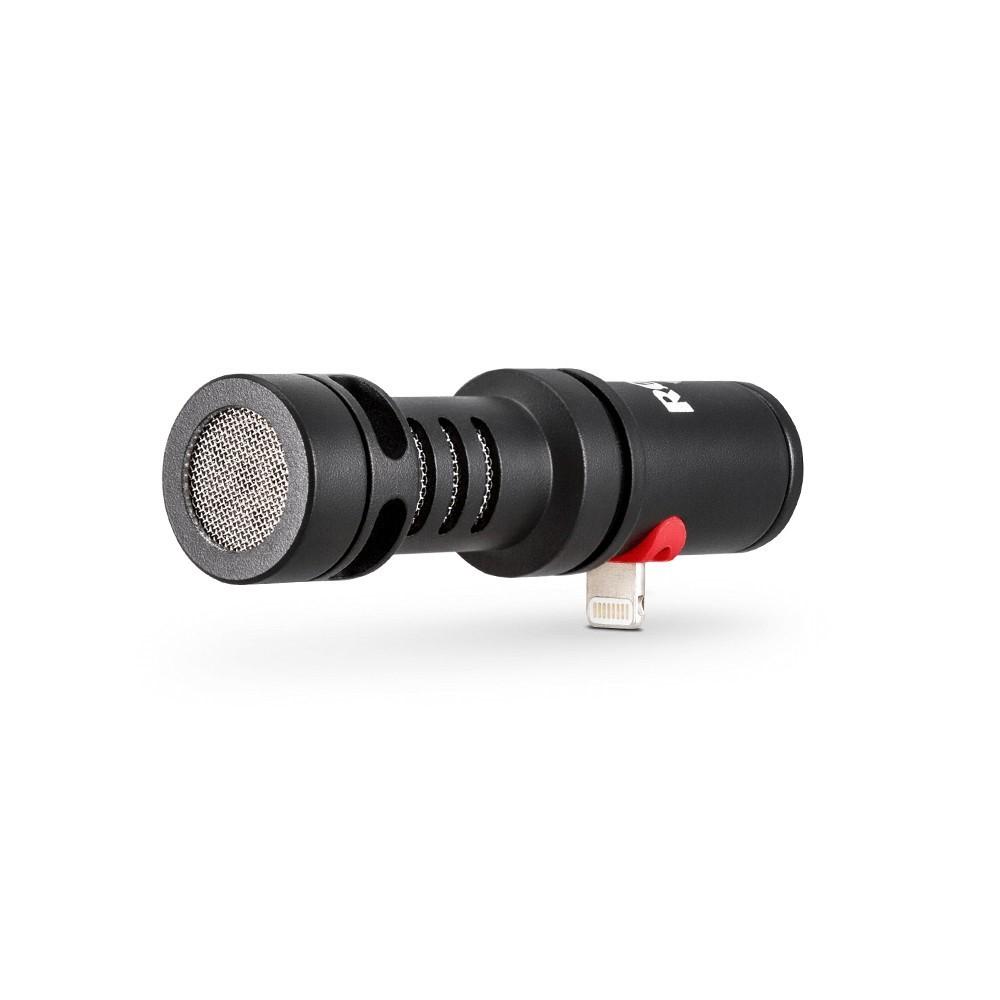 RODE VIDEOMIC ME-L Microphone pour Smartphone version Lightnin