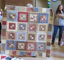 Lori's quilt