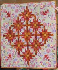 Carol's quilt