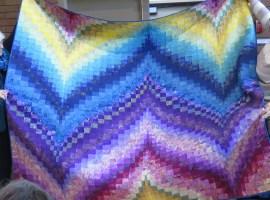 Pat's quilt