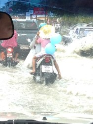 I suppose not all driving in Thailand was normal. Asai is still Asai!!!