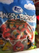 GRoSs!!!! Frozen Angry Birds Fish Cakes