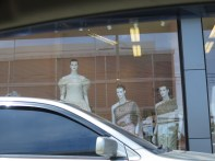 Some of the UGLIEST mannequins I have ever seen!
