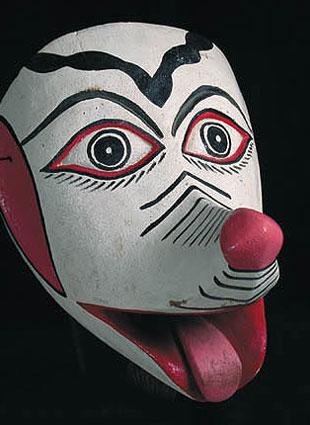 A Month of Masks -Art Masks (1/6)
