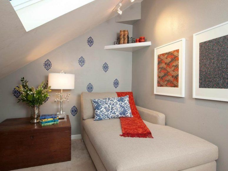 21 Attic Bedroom Design Ideas Cozy Inviting