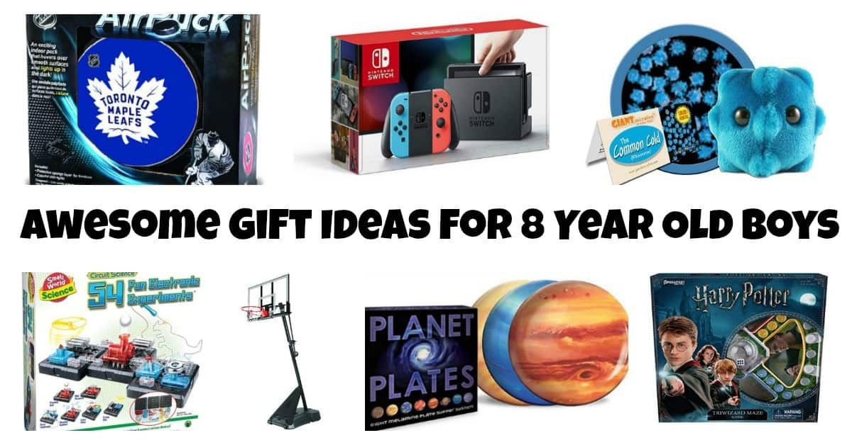 Awesome Gift Ideas For 8 Year Old Boys The Exploring Family