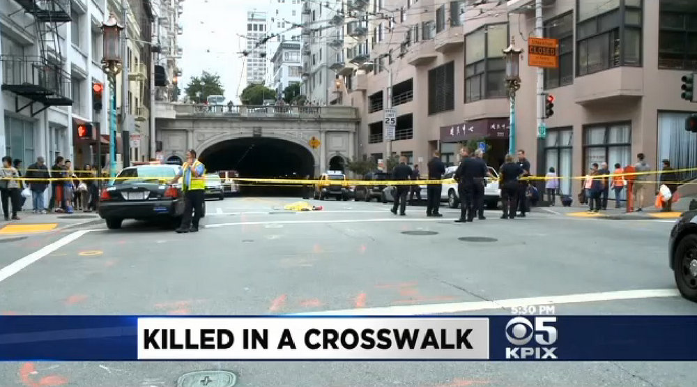 SFPD Arrests Driver for Killing Pui Fong Yim, 78, at Stockton and