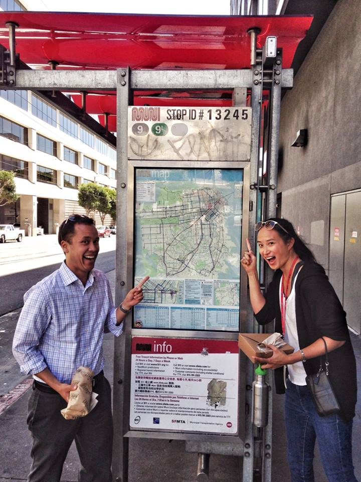 Eyes on the Street: New Muni Signage, Route Names, and Maps ... Sfmta Route Map on samtrans route map, san francisco route map, wrta route map, c-tran route map, ac transit route map,