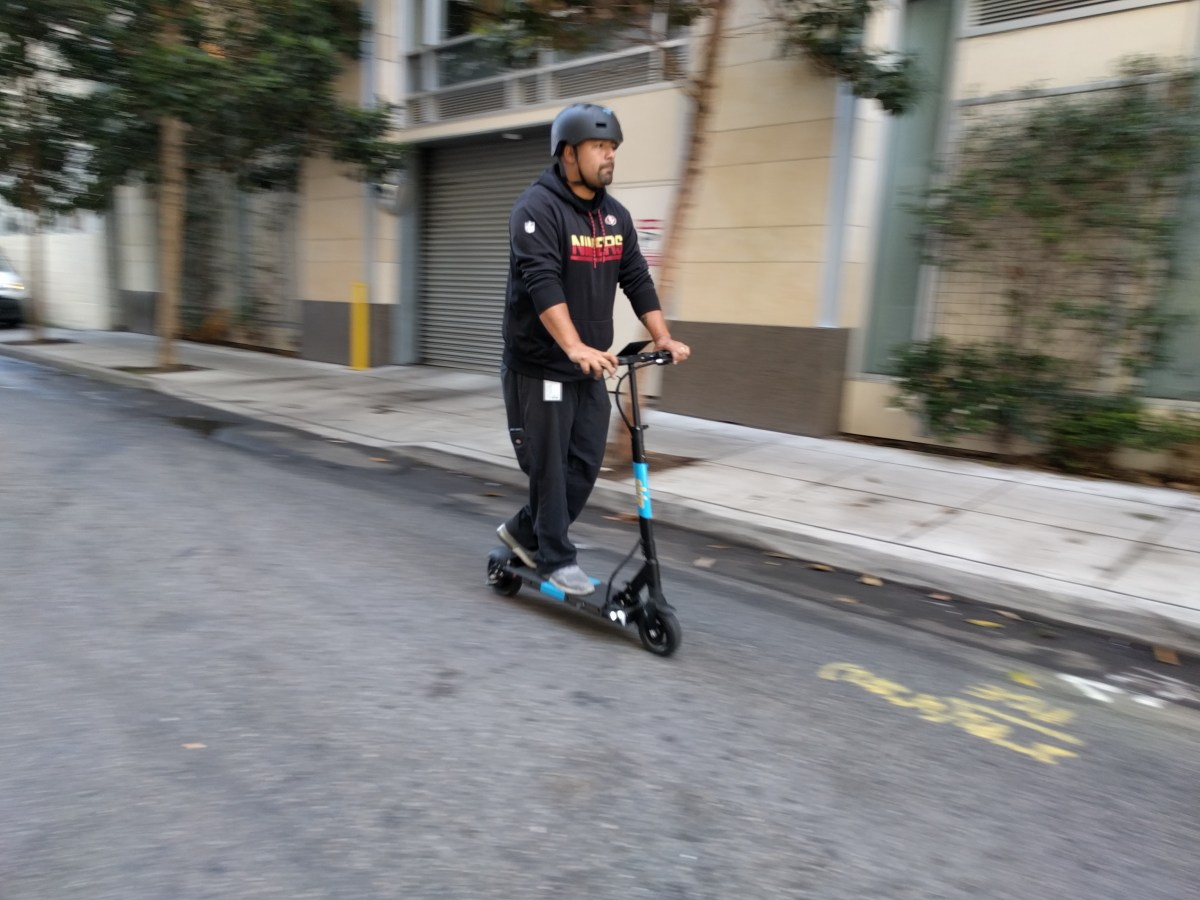 Return of the Scooter – Streetsblog San Francisco
