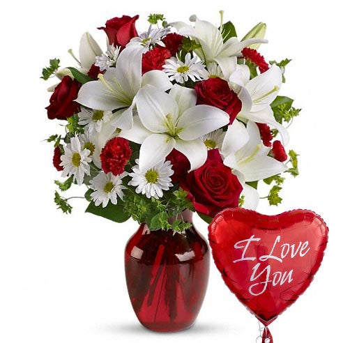 Relationships And Valentines Day Online Florist India