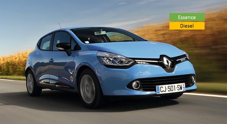 Renault Clio 4 Essence Ou Diesel Auto Moto Magazine Auto Et Moto