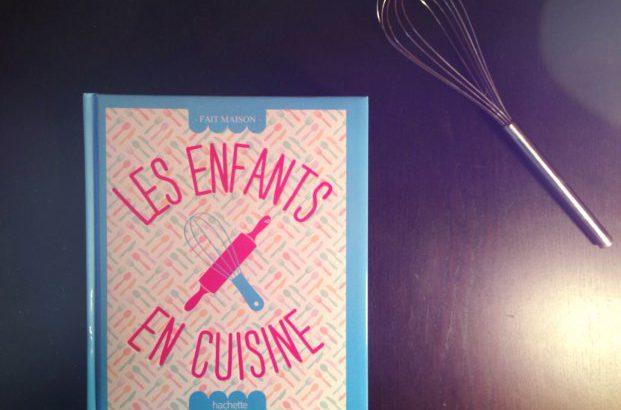 les enfants en cuisine le livre pour