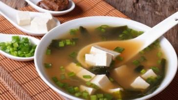 Recette soupe miso : voici comment faire ce potage japonais léger et si savoureux !