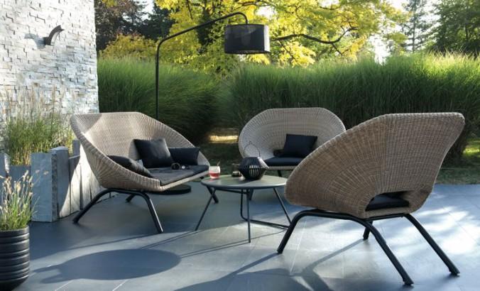 Deco Jardin Terrasses Et Balcon La Nouvelle Collection Outdoor De Castorama