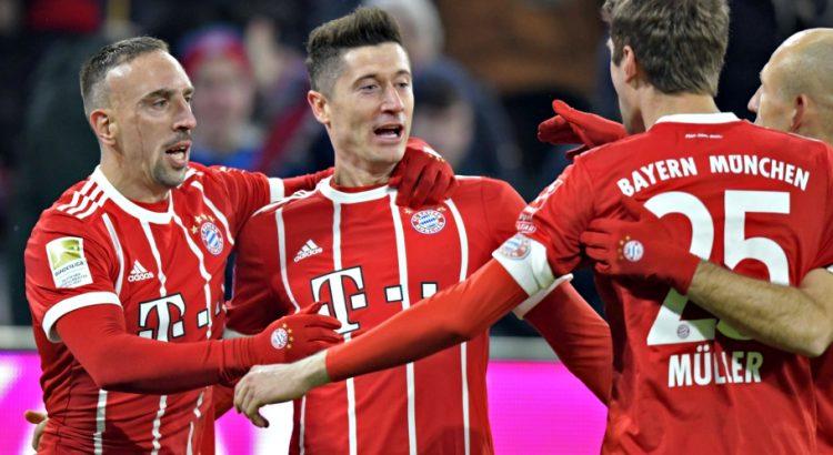 Résultats de recherche d'images pour «Le Bayern ne craint plus rien»