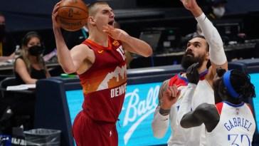 Basket – NBA – Denver : Jokic a vécu une fin de match folle !