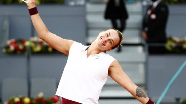 Tennis – Classement WTA : Sabalenka aux portes du podium, Kvitova de retour dans le Top 10