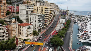 F1 2021 – GP de Monaco : le programme TV du week-end