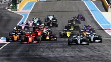F1 2021 – Le Grand Prix de France change de date ! (+ calendrier)