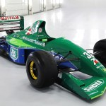 la Jordan de ses débuts en F1 est à vendre !