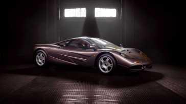 Cette McLaren F1, quasi-neuve, pourrait affoler les enchères !