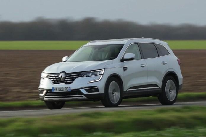 Retrouvez Tous Les Essais Pour Renault Koleos