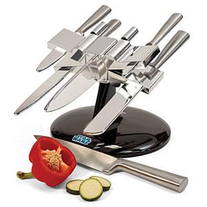 Un porte-couteaux