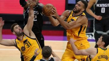 Basket – NBA : Utah se promène, Paul qualifie Phoenix, les Lakers rechutent encore