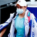 Tennis – WTA – Rome : Barty abandonne, Gauff, Martic et Ka.Pliskova dans le dernier carré