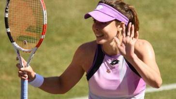 Tennis – Classement WTA : Svitolina retrouve le Top 5, Cornet gagne sept places