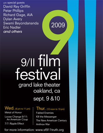 SF 9/11 Truth Film Festival