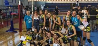 ΦΟΙΒΟΣ Κορασίδες: Κατέκτησαν την 3η θέση στο Πανελλήνιο Πρωτάθλημα