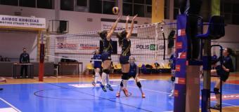 ΣΦΑΜ ΦΟΙΒΟΣ-δωδώνη Νεανίδων: Ήττα με 3-1 εκτός έδρας από τον Ηρακλή Κηφισιάς