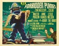 Forbidden planet 1
