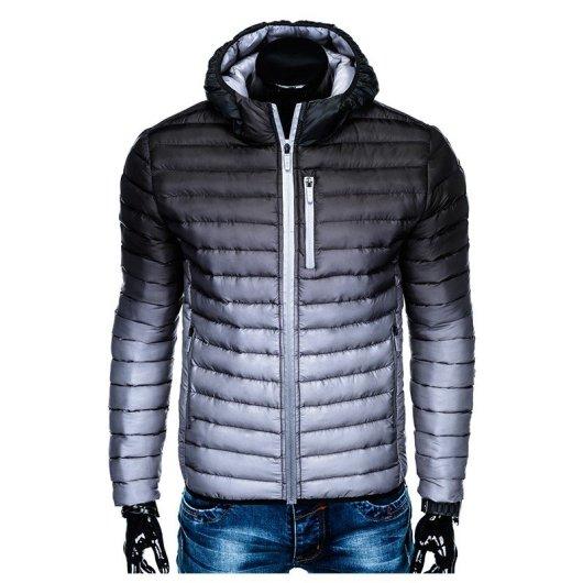 prešita moška zimska bunda