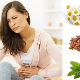 Dismenoreea. 10 plante medicinale utile in durerile din timpul menstruatiei