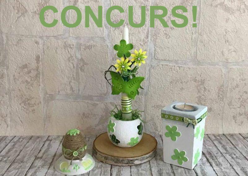 In perioada Pastelui, Sfat Naturist si RoyalRoses va invita la CONCURS!