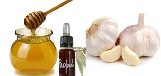 Tinctura de usturoi cu miere. Reteta care apara sistemul nervos si vascular