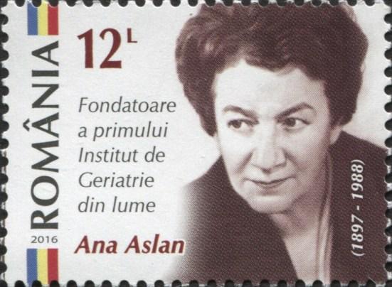 Ana Aslan-Institutul National de Gerontologie si Geriatrie