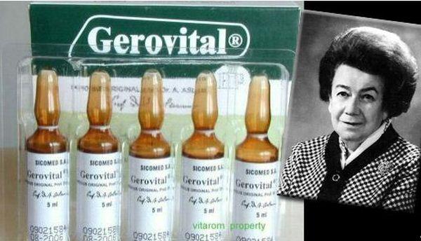 Medicamentul-minune inventat de Ana Aslan, folosit cu succes de toate celebritatile
