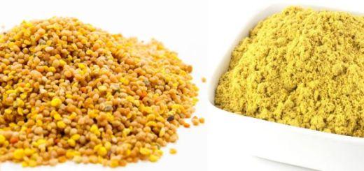 Pastura si polenul. Ce actiuni si indicatii terapeutice au dulciurile albinelor