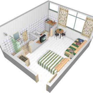 8 sfaturi practice pentru amenajarea unui apartament mic