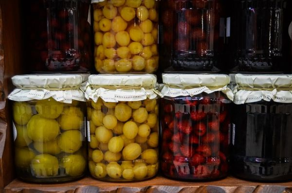 Retete de compot asortat de fructe