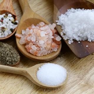 tipuri de sare alimentara