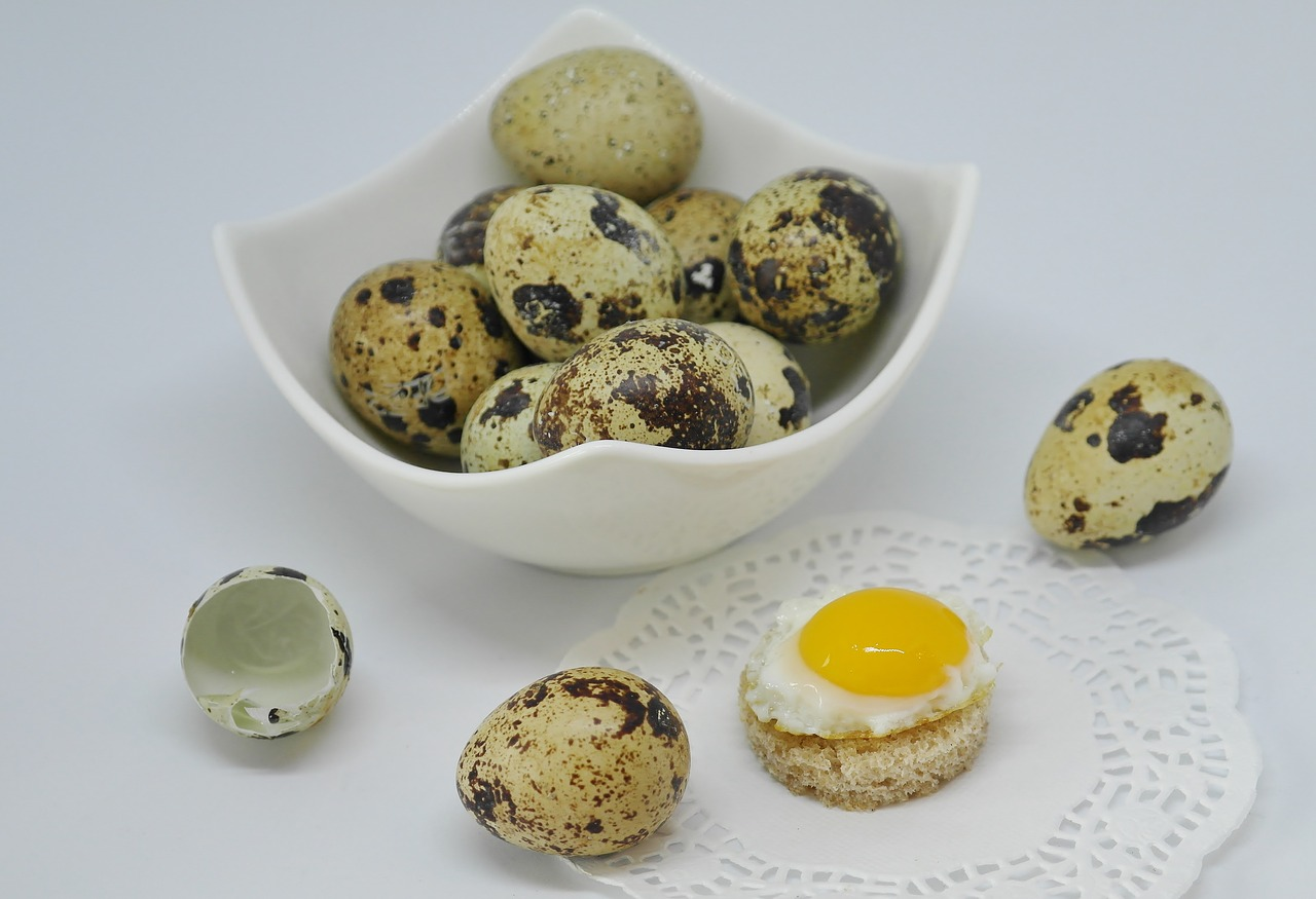 Cura de slabire cu oua de prepelita. Pareri pro si contra