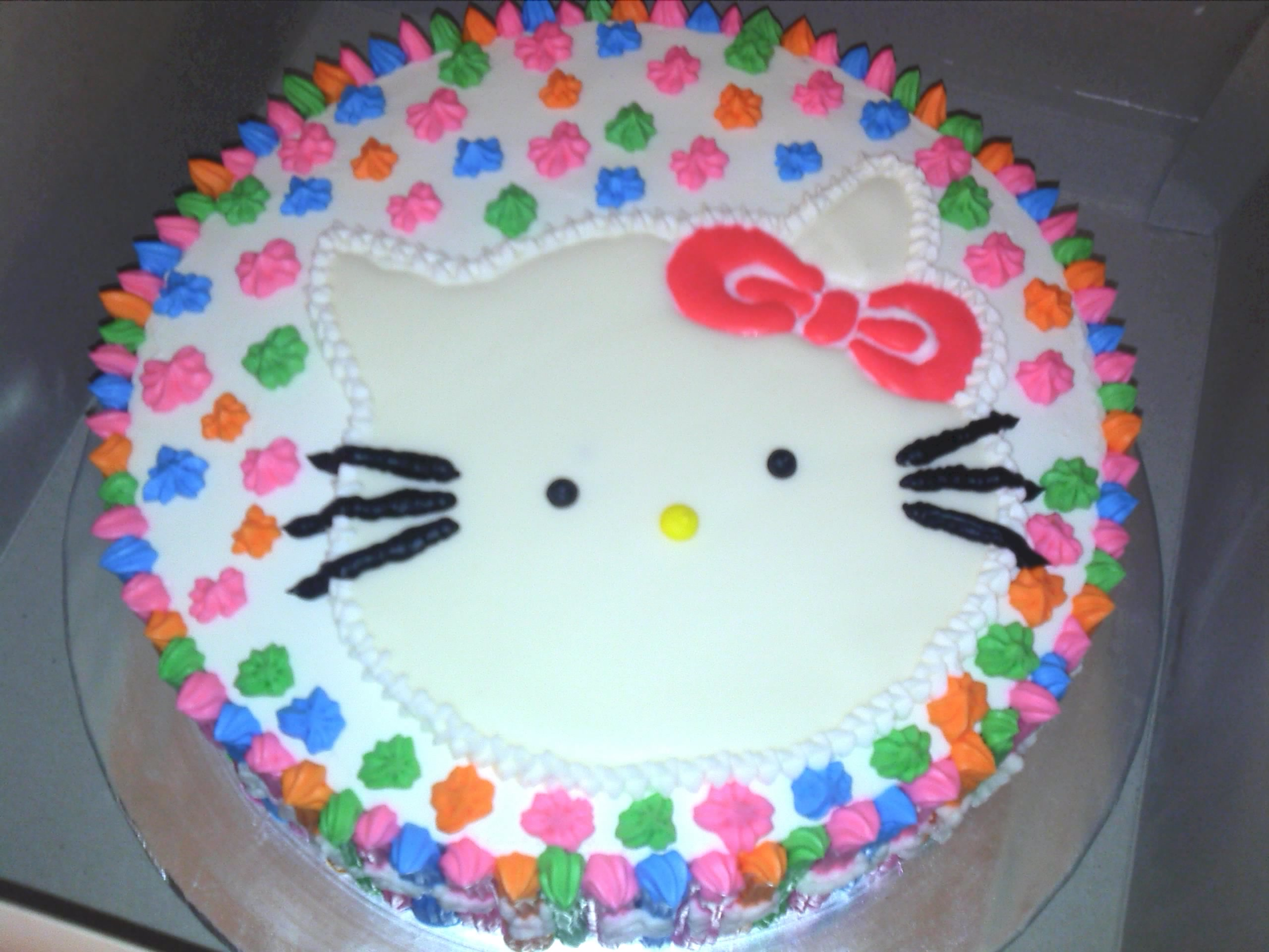 Variasi Cake Ultah Sfbakery